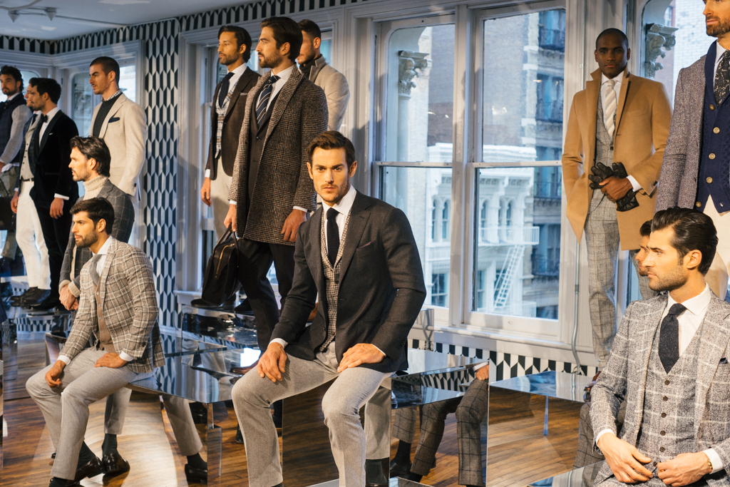 Suitsupply fall winter 2016 collection at nyfwm