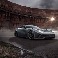 Novitec Rosso's N-Largo S Puts F12Berlinetta on Steroids