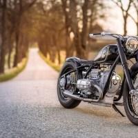 BMW Motorrad Brings R5 Hommage to Villa d'Este