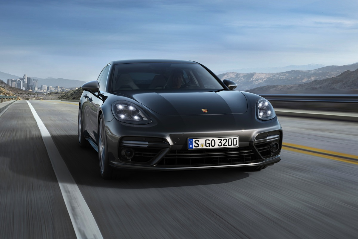 2017 Porsche Panamera is Faster and Sleeker