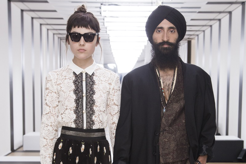 The Kooples Spring/Summer 2017 Pulls Inspiration from 'The Traveller'