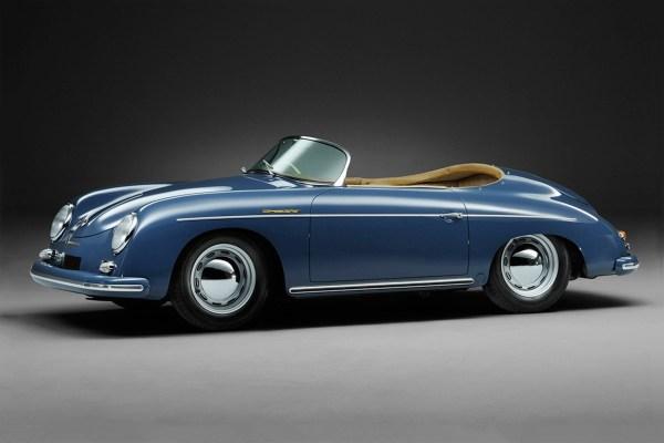1957 Porsche 356 A-1