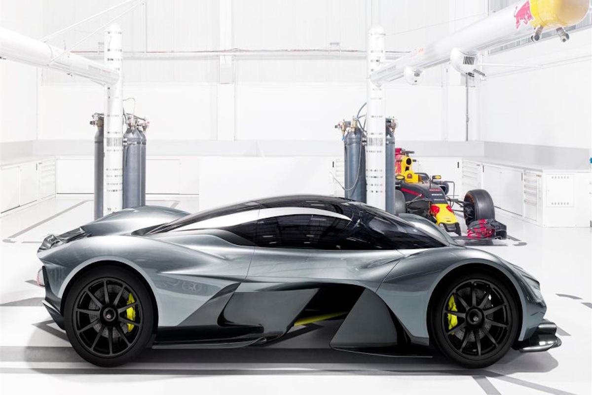 Aston Martin x Redbull