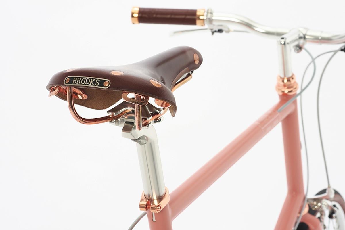 Tokyobike x Brooks of England