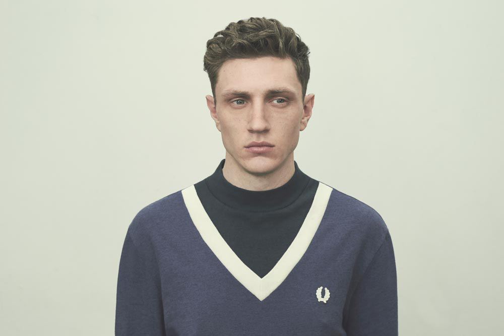 Nigel Cabourn Fred Perry Collab
