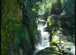 Brasileiros transando na cachoeira.