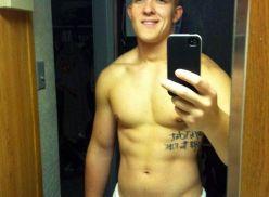 Flagra gay novinho sarado caiu na net