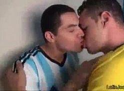 Porno Gay Brasil x Argentina