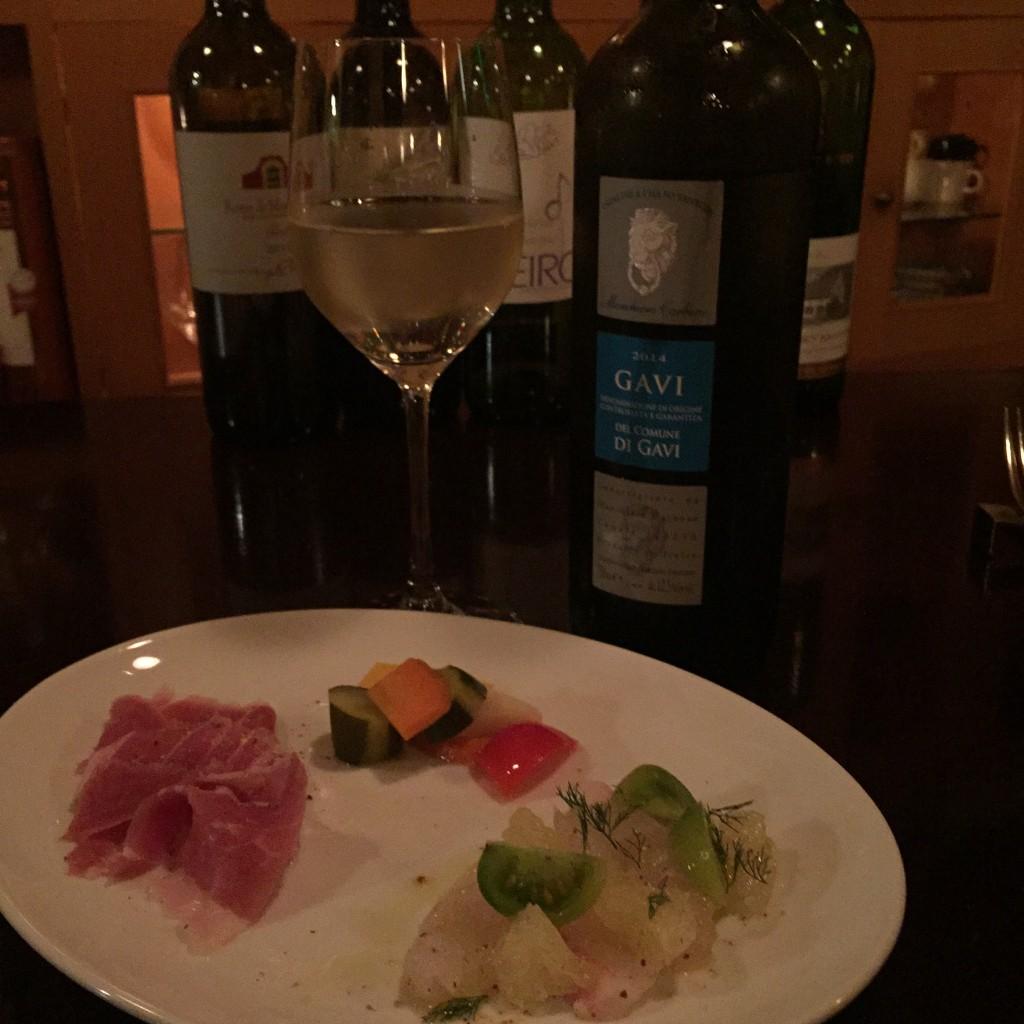 富山のワインバー