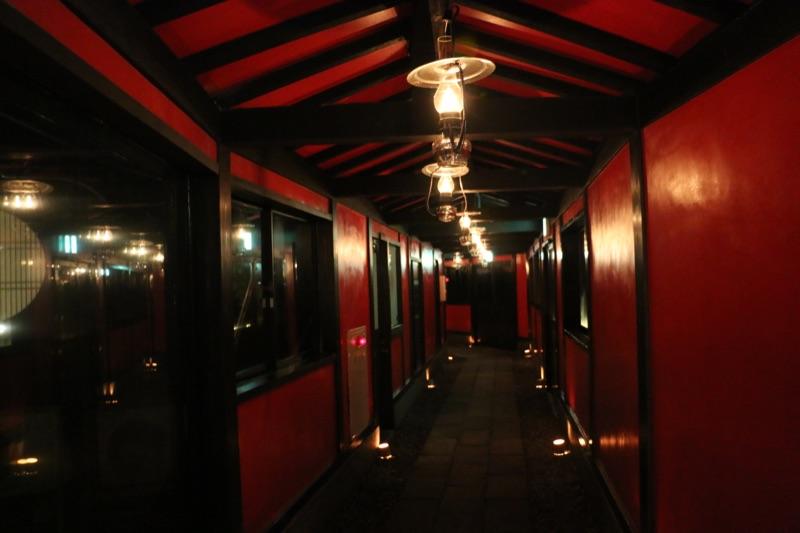 ランプの宿