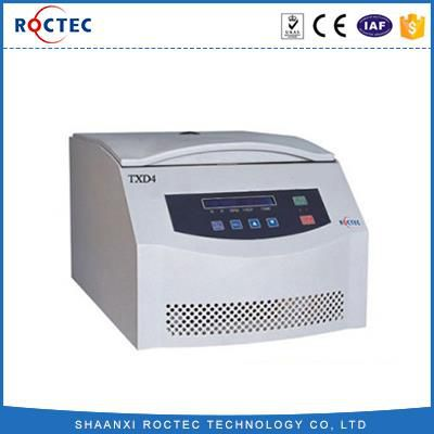 Low Speed TXD4 Blood Bank Use CE Certification Medical Equipment
