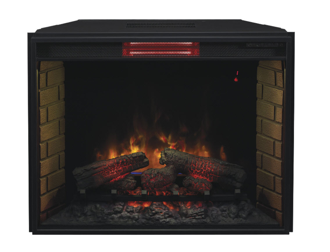 Electric Fireplace.com New Infrared Electric Fireplace Inserts From Classic