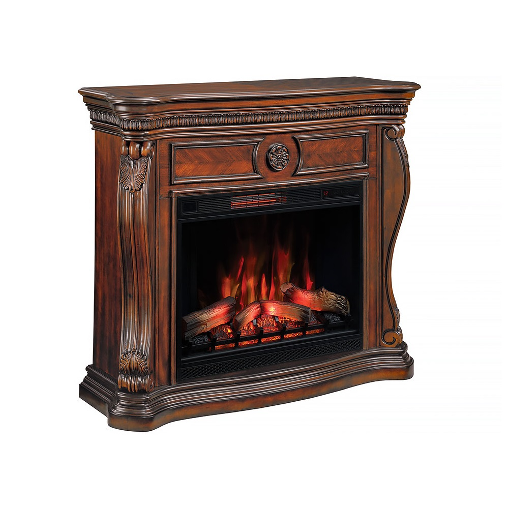 Tennyson Bookcase Electric Fireplace Electric Fireplaces Save Up To 40 I Portablefirplace