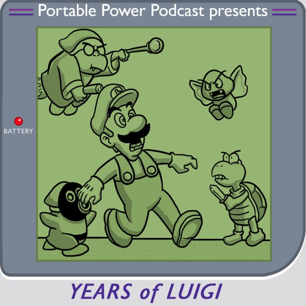 Blog Image YEARS OF LUIGI FLAT