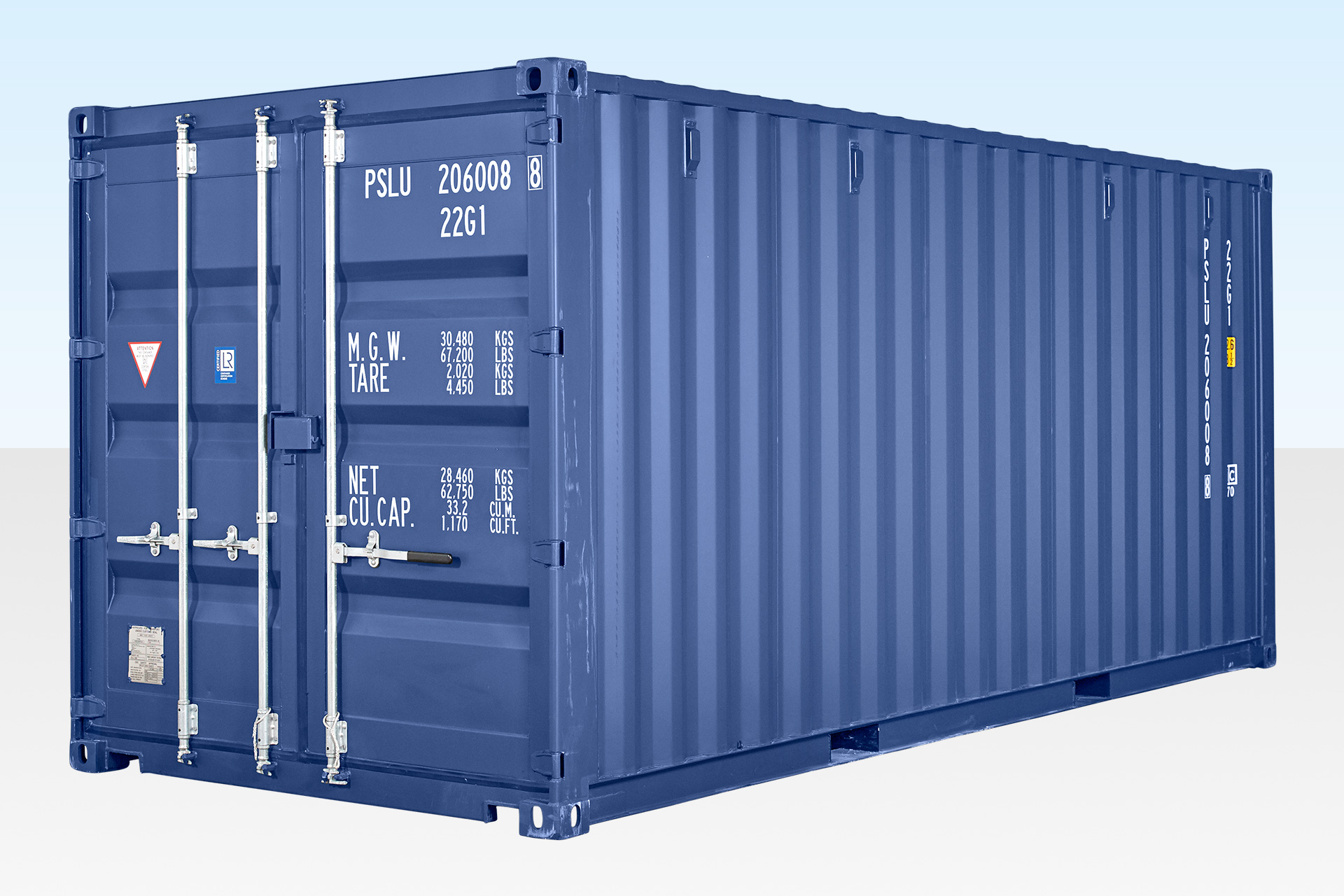20ft Storage Container For Hire In The Uk Portable Space - Containers For Storage