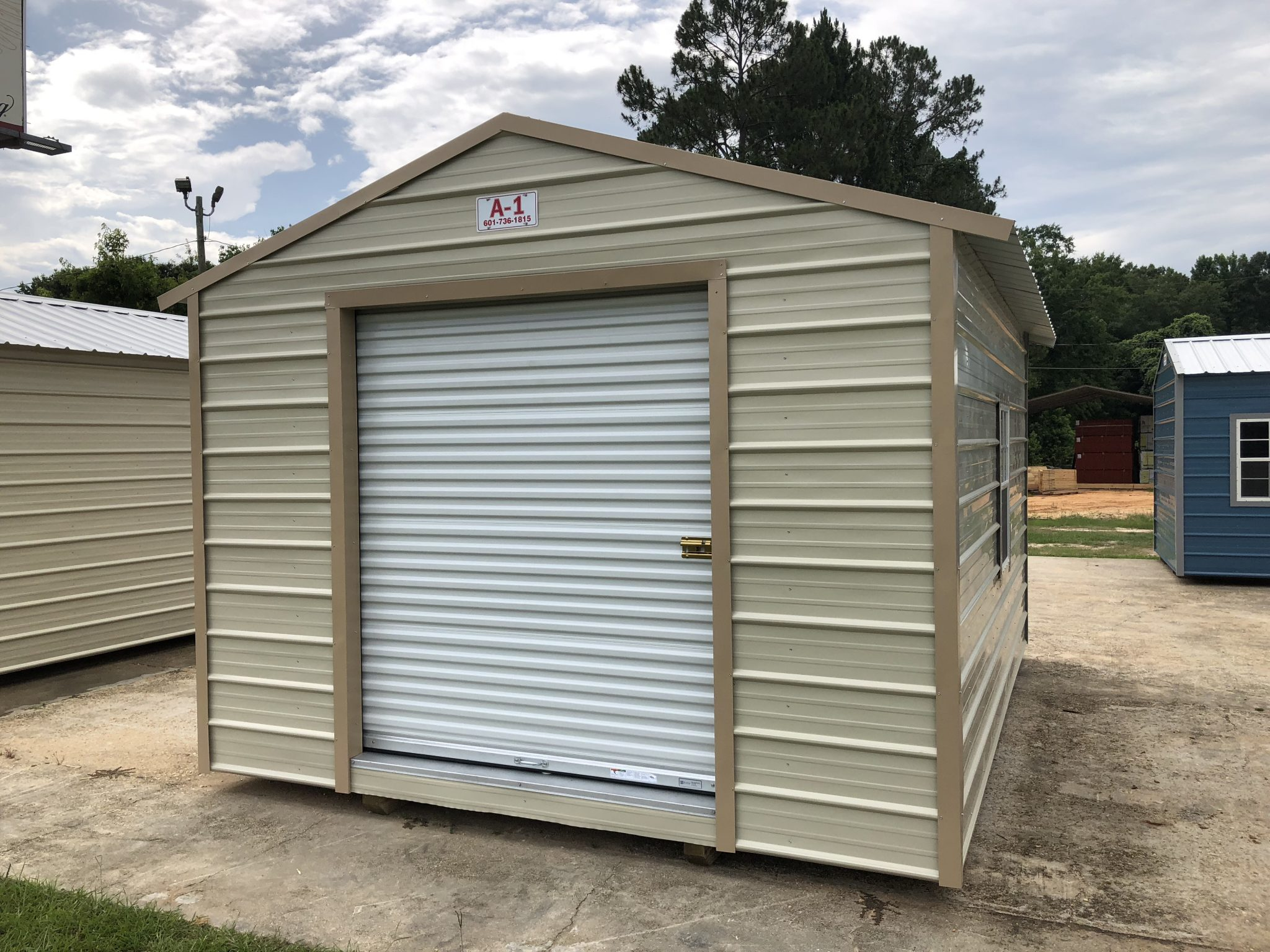 Garage Storage Buildings Sheds Portable Storage Buildings Hattiesburg Columbia Jackson