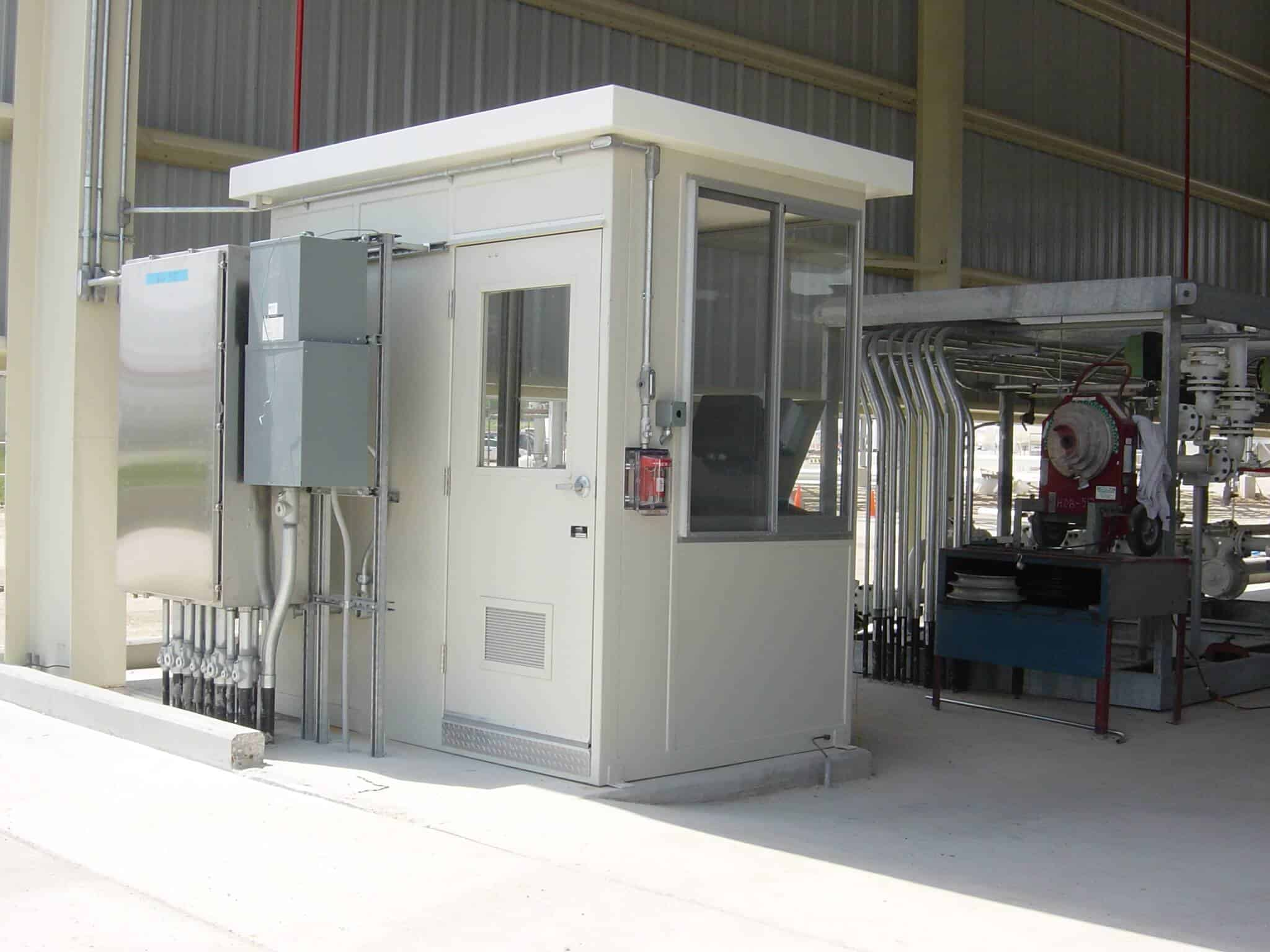 Manufacturing Supplier Development Outdoor Equipment Enclosures Gallery Porta King Building
