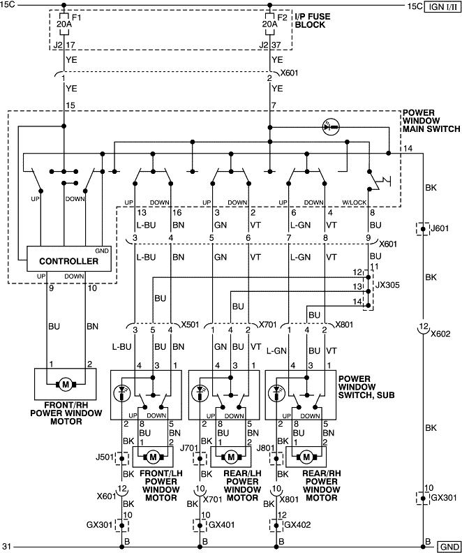 93 mazda mx3 wiring diagram