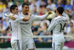 James Rodriguez Real Madrid And Ronaldo