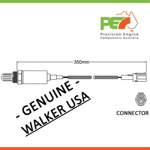 New * WALKER USA * Oxygen Sensor For Daihatsu Move LX 10L EJDE eBay