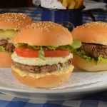 mini cheeseburgers - Le Vin
