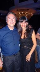 Yanis Stoyannis e Iracema Camargo