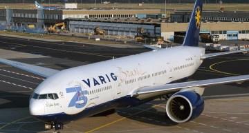 Por onde voam os Boeing 777 que voaram na VARIG