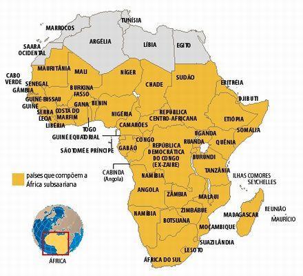 Portal do Professor - A descoberta da África!