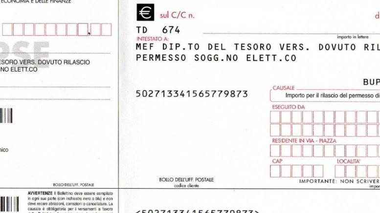 Carta Soggiorno Controllo Online | Volonline.it | Dunes By ...