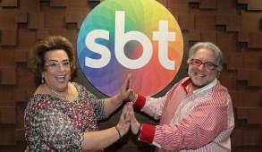 Leão Lobo e Mamma Bruschetta no SBT - Foto Leonardo Nones (7) copy