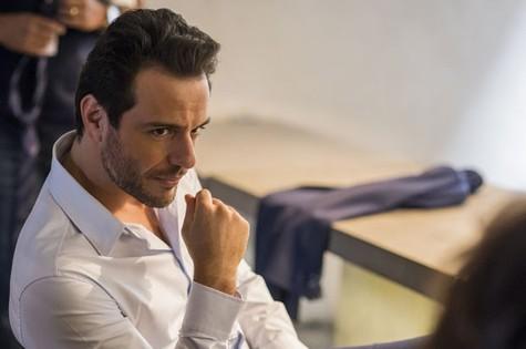 Rodrigo Lombardi substitui Domingos Montagner na série