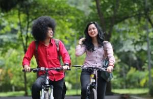 Sepedaan Unnes