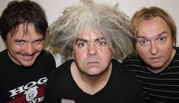 Escucha un tema nuevo de Melvins