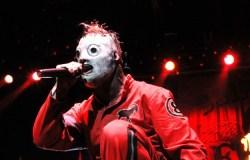 Slipknot dejan entrever la nueva máscara de Corey Taylor