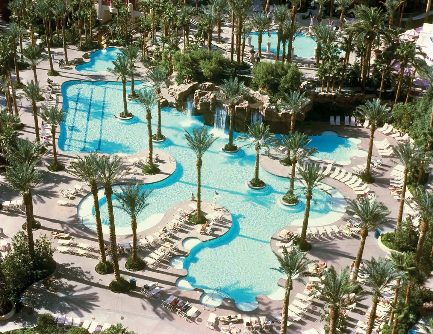 Flamingo Las Vegas Kid Pool Adestinn