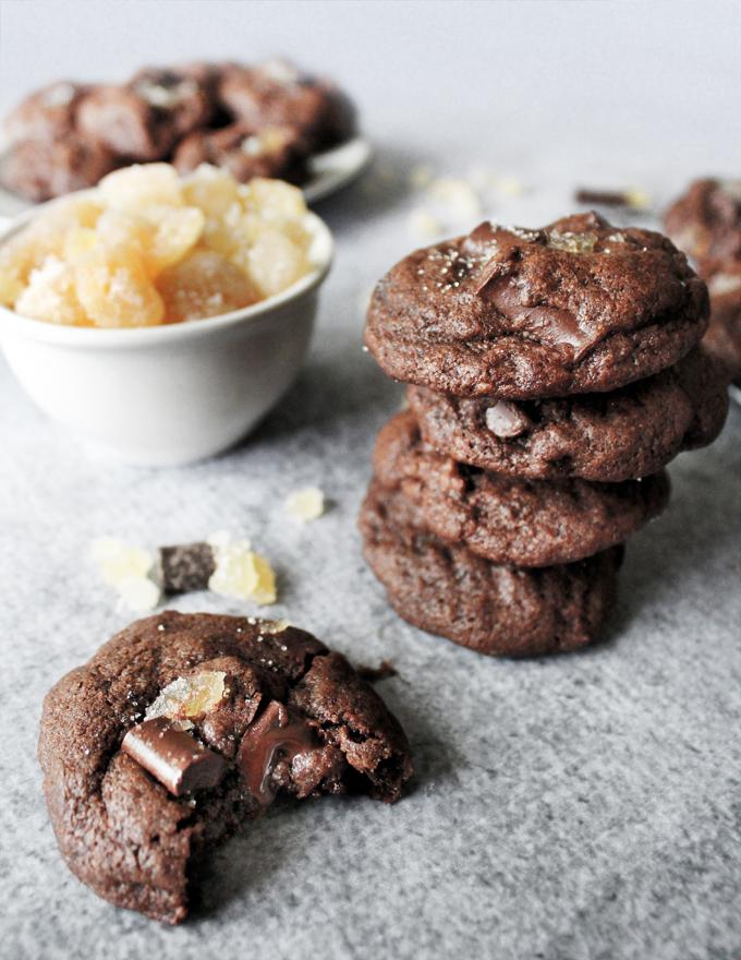 ChocolateCandiedGingerCookies2-2