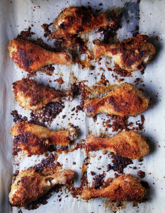 No-Fry Italian 'Fried' Chicken