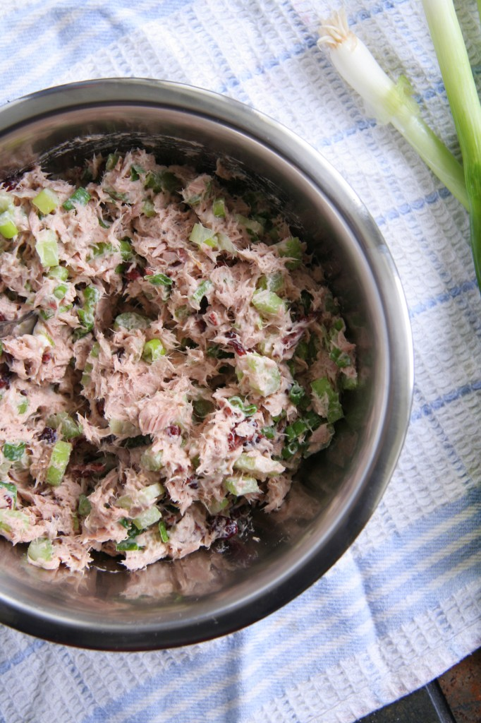 Tuna Salad with a Special Secret Ingredient