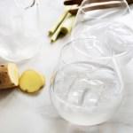 Ginger Lemongrass Soda