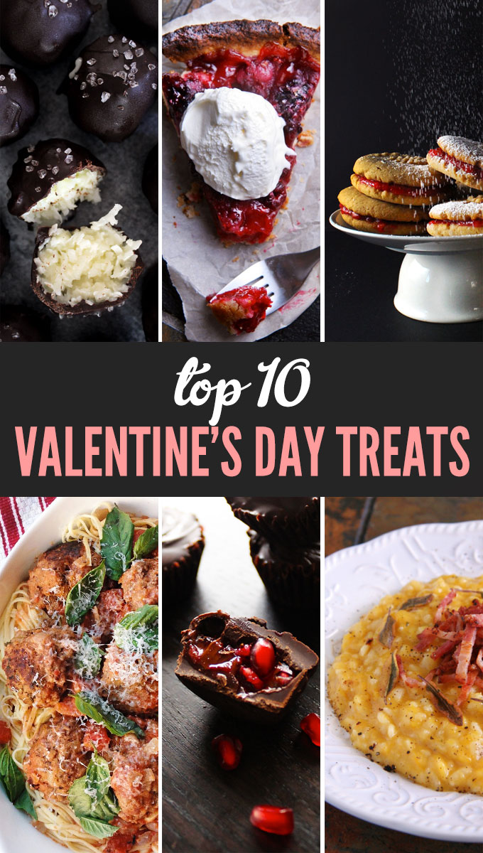 Top 10 valentine s day recipes for Best valentines day meals