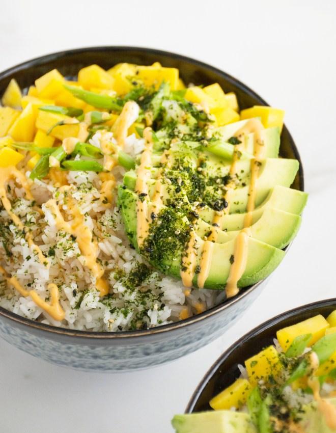 Sushi Beach Bowls