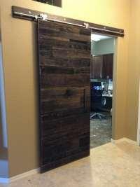 Sliding Barn Doors: Wood Sliding Barn Door