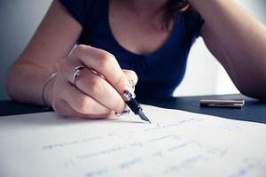 lettre à une amie, écrire, monstres, angoisse, peurs, besoin d'écrire