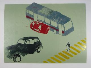 Accident d'autobus