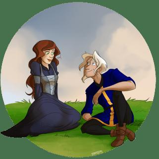 Rhiella and Terrence