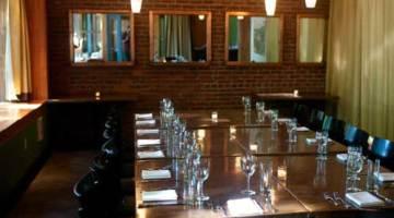 Portland Event Space: Park Kitchen