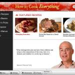 Home page - How-to-Cook-Everything-iPad