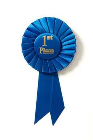 Ribbon Prize Award