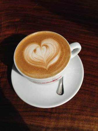 Coffee Roman Candle lrg
