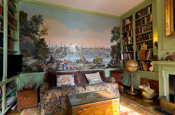 Classic Car Wallpaper For Bedrooms Features Manderley 155 Western Promenade